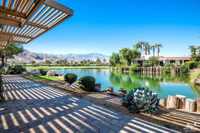 Rancho Mirage Single Family Home For Sale: 23 Johnar Boulevard