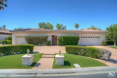 Rancho Mirage Single Family Home For Sale: 17 Oakmont Drive