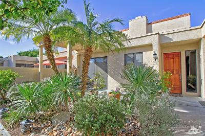 Rancho Mirage Condo/Townhouse For Sale: 732 Inverness Drive