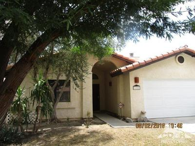 La Quinta Single Family Home For Sale: 51800 Avenida Cortez