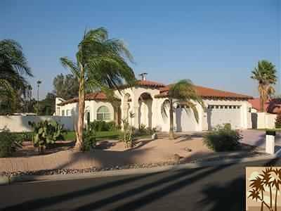 Palm Springs Single Family Home For Sale: 2700 East Vincentia Road