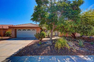 La Quinta Single Family Home For Sale: 43850 Venice Drive