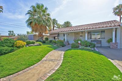 Palm Desert Country Single Family Home For Sale: 42520 Wisconsin Avenue