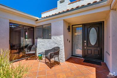 Rancho Mirage Condo/Townhouse Contingent: 34924 Mission Hills Drive