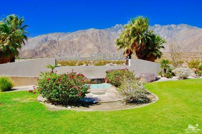 Palm Springs Single Family Home For Sale: 837 Summit Drive