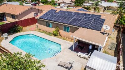 Indio Single Family Home For Sale: 82855 Via Palermo
