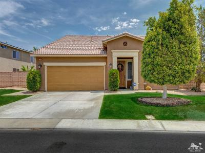 Indio Single Family Home For Sale: 37632 Durwent Drive