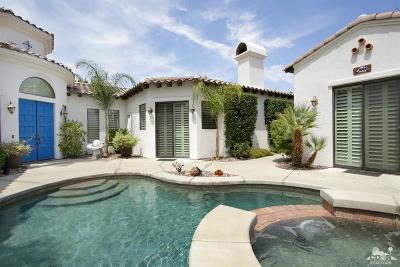 La Quinta Single Family Home For Sale: 57955 Santa Rosa Trail