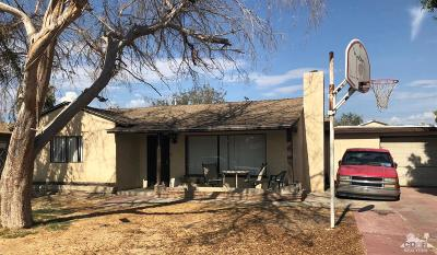 Indio Single Family Home For Sale: 43661 Main Street
