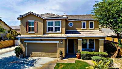Indio Single Family Home For Sale: 80524 Denton Drive