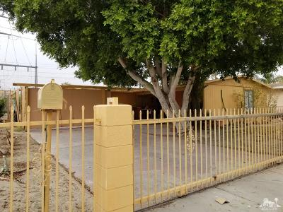 Indio Single Family Home For Sale: 82079 Primrose Avenue