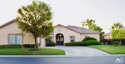 Indio Single Family Home For Sale: 45259 Crystal Springs Drive