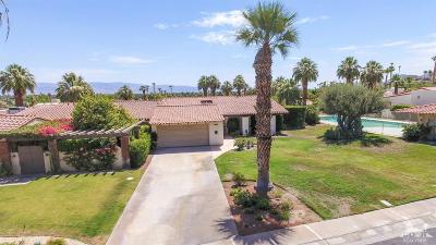 Rancho Mirage Condo/Townhouse For Sale: 40140 Via Valencia