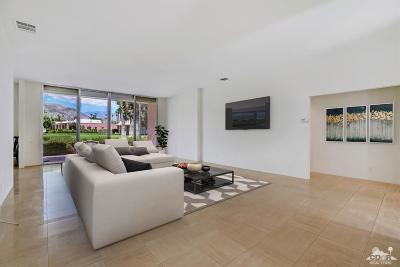 Palm Desert Condo/Townhouse Sold: 47043 Arcadia Lane
