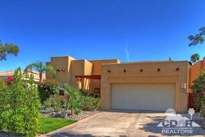 La Quinta Single Family Home For Sale: 52860 Avenida Velasco
