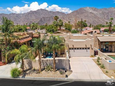La Quinta CA Single Family Home For Sale: $419,000