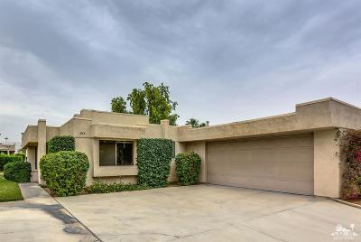 Palm Desert Condo/Townhouse Sold: 265 Via Rengo