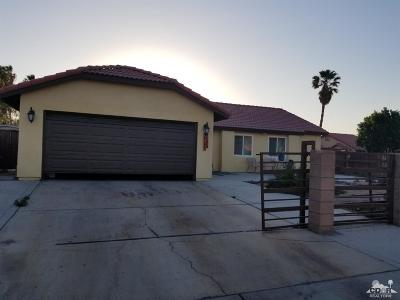 Indio Single Family Home For Sale: 47407 Janet Avenue