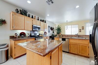 Indio Single Family Home For Sale: 80762 Canyon Trail