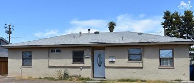 Blythe Single Family Home For Sale: 370 N Willow Street