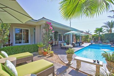 Rancho Mirage Single Family Home Contingent: 9 Corte Del Sol