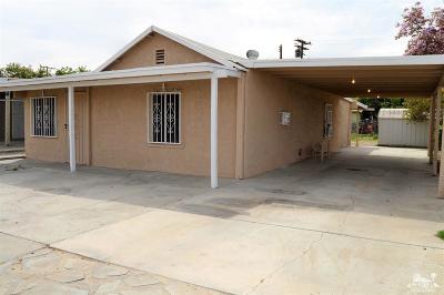 Indio Single Family Home For Sale: 84037 Manila Avenue