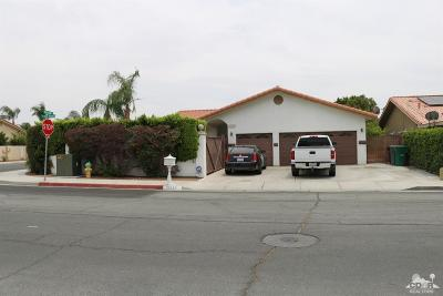 Cathedral City Single Family Home For Sale: 31020 Avenida Del Yermo