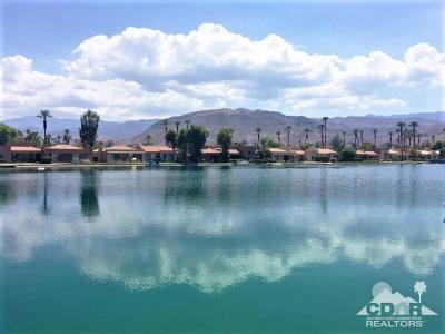 Rancho Mirage Condo/Townhouse For Sale: 117 Lake Shore Drive