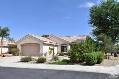 Palm Desert Single Family Home Contingent: 78992 Chardonnay Way