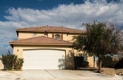 Single Family Home For Sale: 1476 Mesquite Court