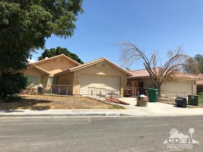 Indio Single Family Home For Sale: 46806 Lilac Court