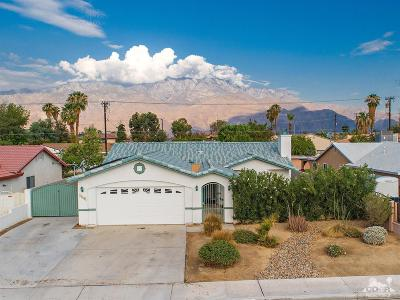 Cathedral City Single Family Home For Sale: 33163 Whispering Palms