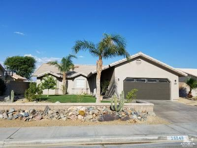 Cathedral City Single Family Home For Sale: 29848 Santa Rosa Street