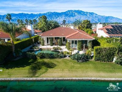 Rancho Mirage Single Family Home For Sale: 332 Loch Lomond Road