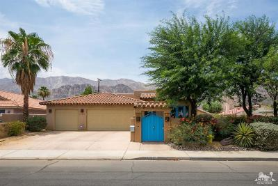 Palm Desert, Indian Wells, La Quinta Single Family Home For Sale: 51365 Eisenhower Drive