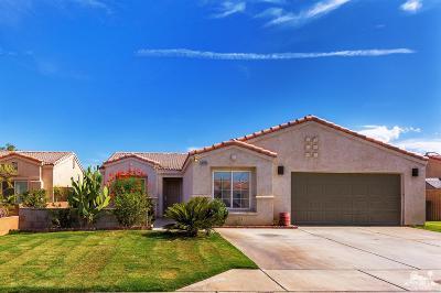 Indio Single Family Home For Sale: 82181 Pinyon Avenue