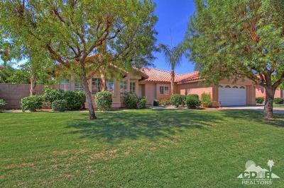 La Quinta Single Family Home For Sale: 78705 Naples Drive