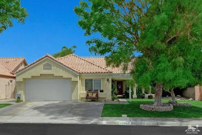 La Quinta Single Family Home Sold: 44260 Villeta Drive