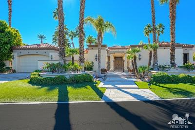 Rancho Mirage Single Family Home For Sale: 12132 Turnberry Drive