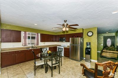 Cathedral City Single Family Home For Sale: 33145 Whispering Palms Trail