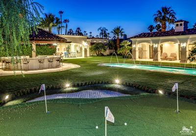 Rancho Mirage Single Family Home For Sale: 71084 Tamarisk Lane Lane