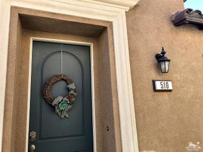Spanish Walk Condo/Townhouse For Sale: 510 Calle Vibrante