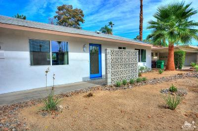 Palm Desert Single Family Home For Sale: 42755 Warner Trail