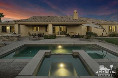 Indio Single Family Home For Sale: 49289 Constitution Drive