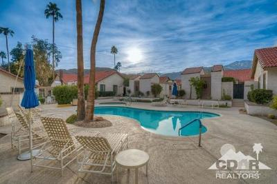 Cathedral City, Palm Springs Rental For Rent: 2252 Miramonte Circle East #D
