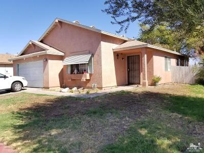 Indio Single Family Home For Sale: 47800 Madison Street #138