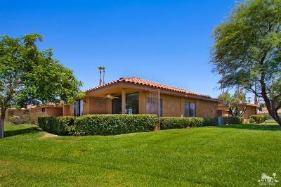 Rancho Mirage Condo/Townhouse Contingent: 21 La Cerra Drive