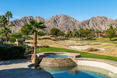 La Quinta Single Family Home For Sale: 80180 Merion