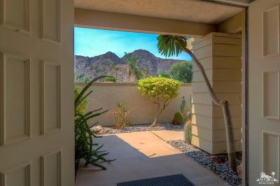 Indian Wells Condo/Townhouse Contingent: 45460 Delgado Drive
