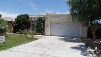 La Quinta Single Family Home For Sale: 51880 Avenida Vallejo